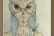 drawings / My art ... I hope u like it :)