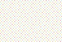 OUR FABRICS: Spots & Dots / A collection of fabrics available in our online store www.birdyandblue.co.uk  Fabrics for a bright little nest!  Use code PIN15 for 15% off!