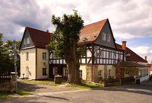 Hotel U Zeleného stromu / Hotel U Zeleného stromu near Hrensko in Bohemian Switzerland