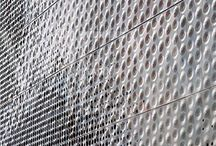 metal shingle cladding
