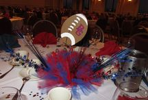 Cool centerpieces / by Laetitia Brown
