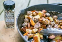 Cast Iron Pan Recipes