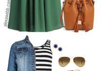Oblečnie-kombinácia / Kombinácia oblečenia