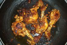 Chicken Leg Fry Recipe - Chicken Drumstick | South Indian Samayal Recipes