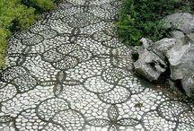 pathway - entrance