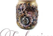 Mason Jar / home decor