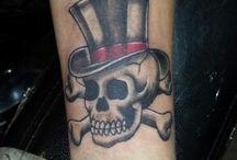 Tophat Tattoo