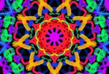 Kaleidoscope (my designs)