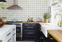 Kitchens / My favourite kitchens..