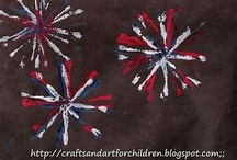 Red, White and Blue / by Capturing the Moments by Catherine Collins