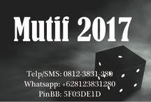 mutif 2017 / mutif 2017  Telp/SMS: 0812-3831-280 Whatsapp: +628123831280 PinBB: 5F03DE1D