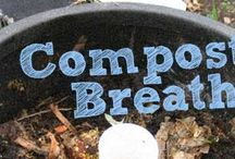 Composting / DIY ideas, instruction, blogs, sites for making your own compost for your garden.
