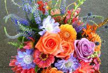 Summer Flowers / Summer Floral Arrangements by Goose Hollow Flowers, Portland, Oregon