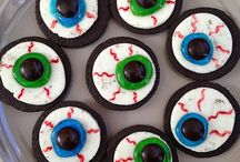 Halloween food and craft / Kooky fun things to cook bake and make to celebrate halloween