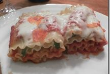 Pasta-tively Delicious / Perfect pasta dishes