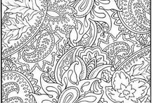 Coloring Book / by Rosemary Mazzeo