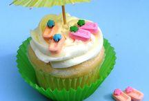 cupcakes été