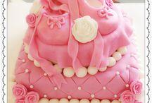 Baby shower cake / Baby shower cake
