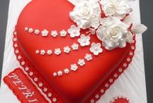 Тортики девушке