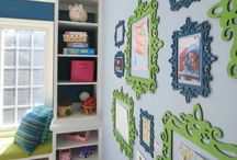 Toy room/daycare decore / by Megan Combes