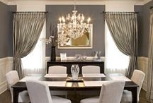 Dining room / by Rebecca Pena