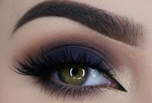 •eye make up