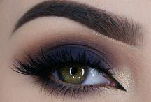 •eye make up
