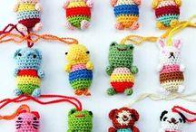 Crochet & Knitting Always: Amigurumi / Crochet and knitting inspiration and pattern links for amigurumi. / by Kim Olson