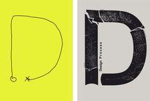 Graphic Design - The Process