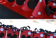 Minnie Mouse party !!!