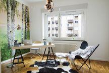 Homestaging - Office -  Hemisfär