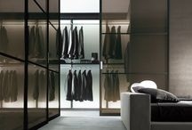 design inloopkasten wardrobes / Moderne high end inloopkasten - Design walk in closets and wardrobes.   Noctum: conceptual interior studio for modern, contemporary high-end design. Turn-key implementation in private and contract environments.