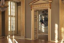 Frederik den VIII´s Palæ / Malearbejde udført af C. Møllmann & Co.
