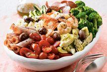 *FOOD* Salads!
