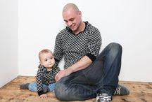 Partnerlook Papa Sohn / Hier möchte ich Ideen, Kleidung und Accessoires sammeln, die Papas mit Ihren Söhnen gemeinsam tragen können