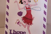 MCC: Betty Boop Cards