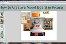 Creating Mood Boards