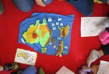 Montessori inspired... ideas, lessons, workshops etc. / Montessori inspired ideas, workshops, lessons etc...