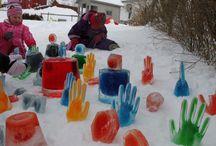 Winter aktivitet