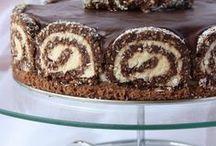Édes sütemények, torták