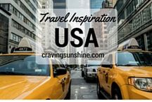 USA Travel Inspiration / Hints and tips for your next trip to the USA