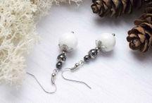 Boucles d'oreilles kimaya bijoux / Mes créations de boucles d'oreilles en pierres naturelles Elles sont ici https://kimaya-bijoux.fr/