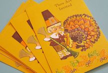 Giving Thanks / So many creative ideas and reasons to give thanks this holiday, perfect for you to print, send or share.