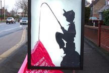 Street Art / Marketing