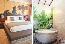 Droomhotels / Op dit bord verzamel ik de gaafste en mooiste hotels waar ik graag eens zou willen logeren.
