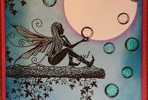 cards - fairys