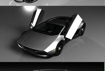 Futurisztikus kocsik