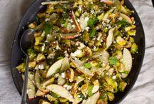salad stuff / by Julia White