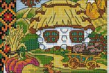 дома замки жилье