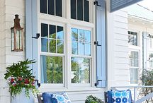 Fab Front Porches / A collection of front porches that we think look great!
